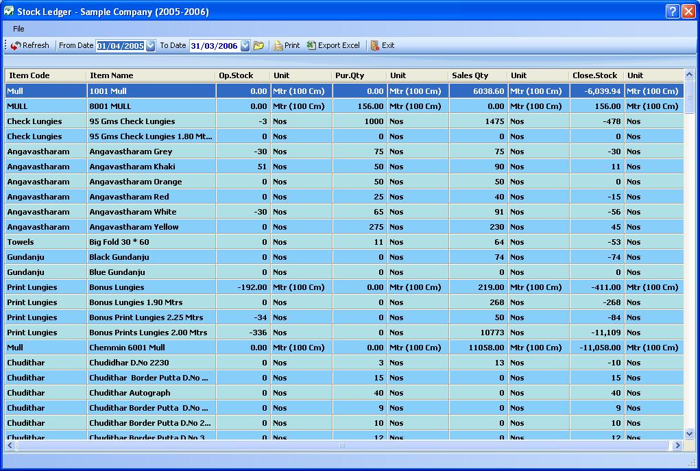 Easyaccounts Complete Accounts Amp Inventory Software With